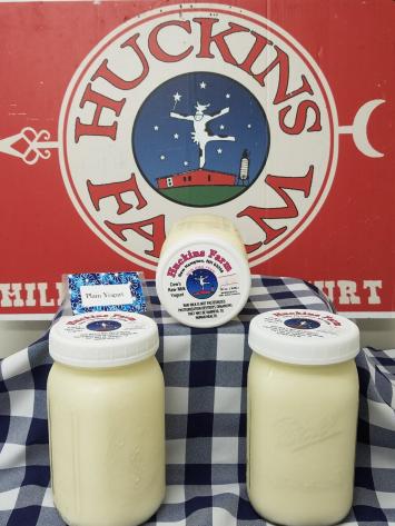 Raw Milk Plain Yogurt