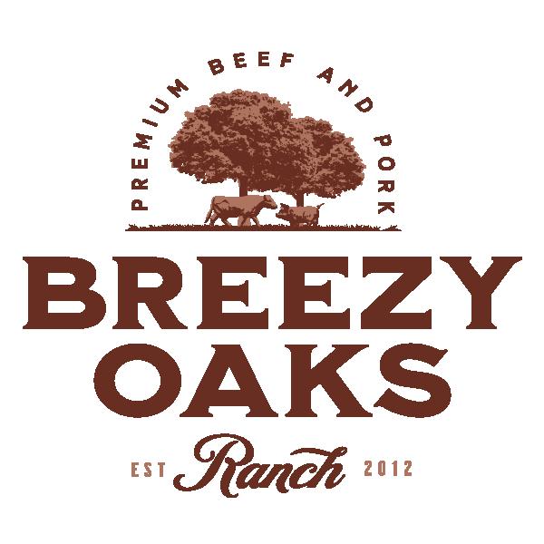 Breezy Oaks Ranch Logo