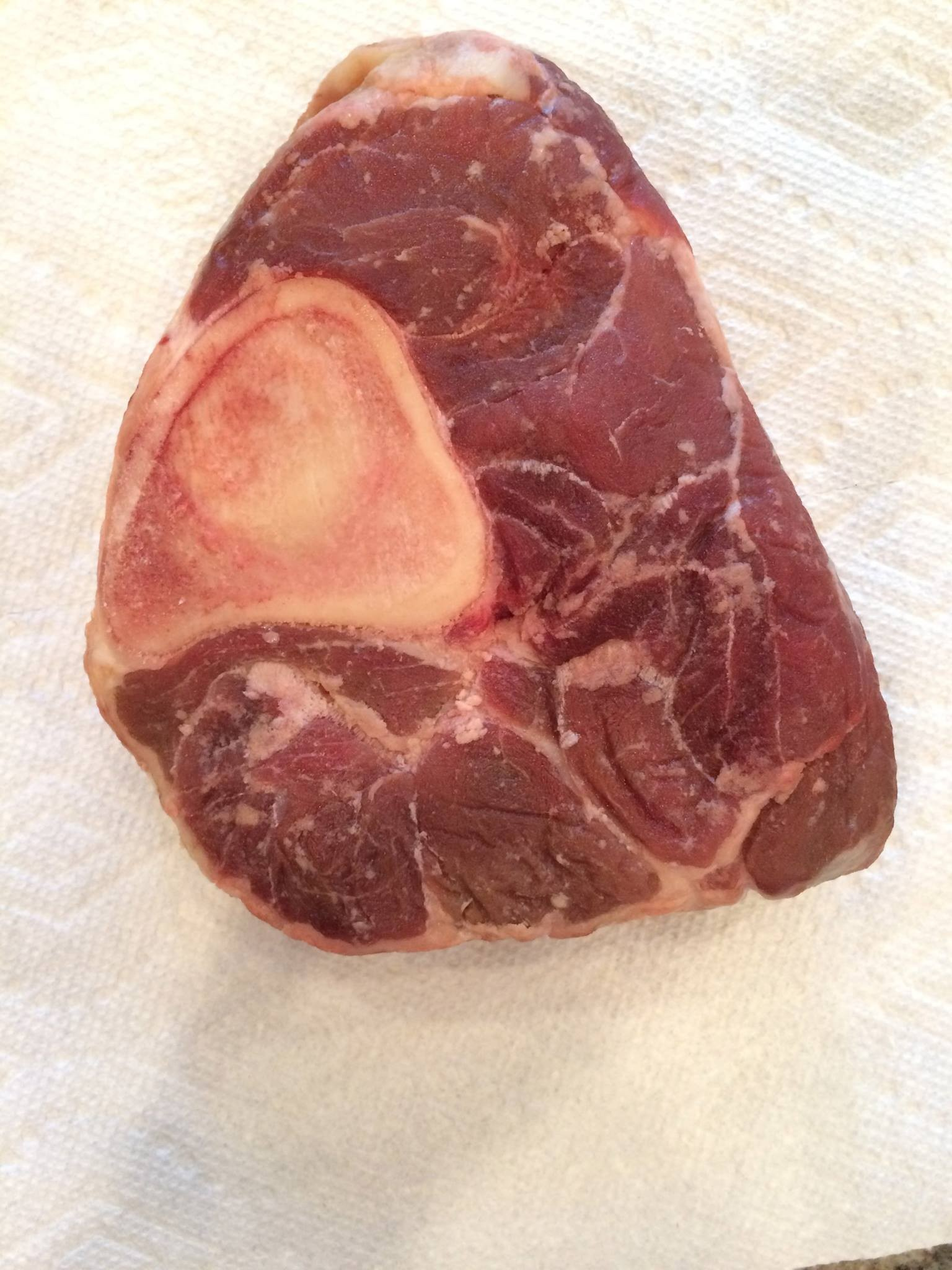 Osso Bucco (Beef Shanks)