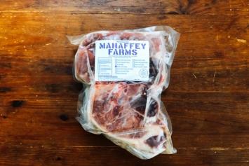 Bone-in Thick cut Pork Chops