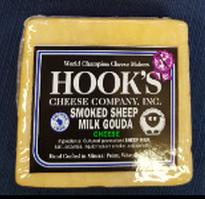 Hook's Smoked Sheep Milk Gouda