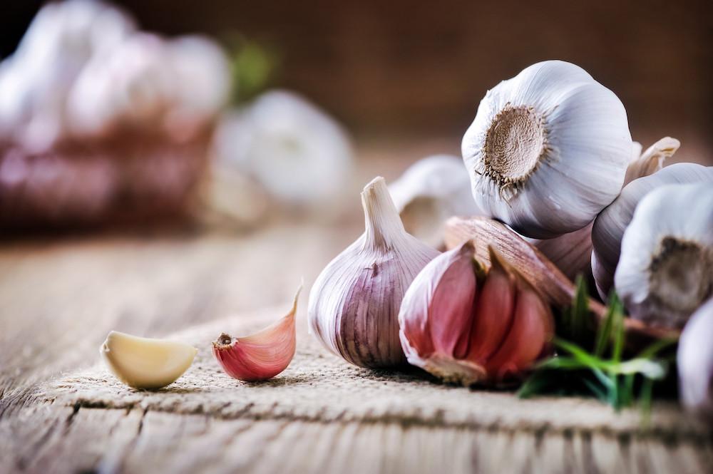 Garlic, German Red Garlic
