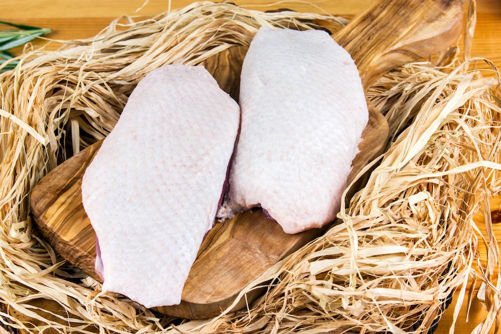 Duck - Muscovy Breast Bone In