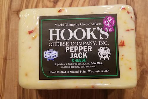 Hook's Pepper Jack