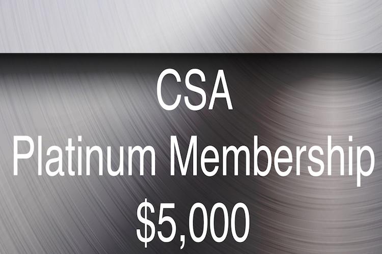 CSA  Platinum