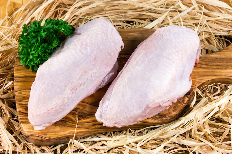 French Label Rouge Chicken Breast Bundle