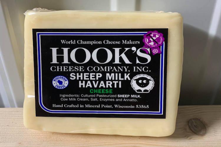 Hook's Sheep Milk Havarti