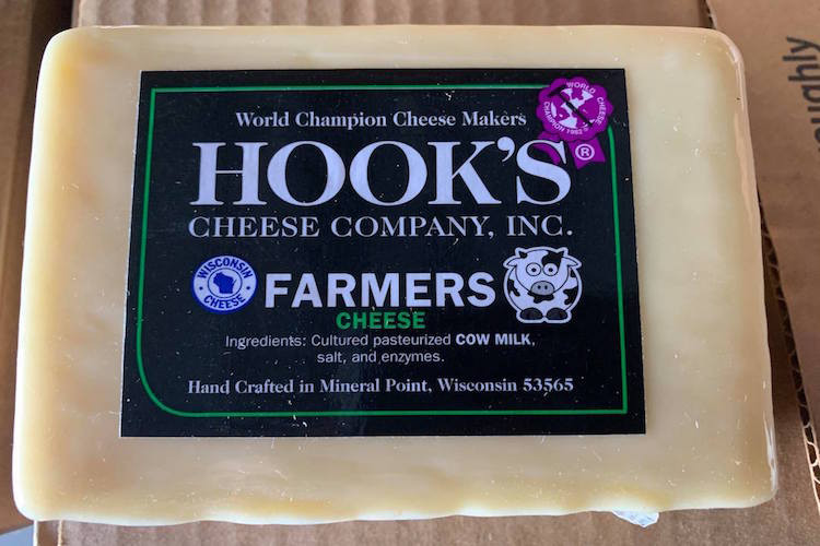 Hook's Farmer's Cheese
