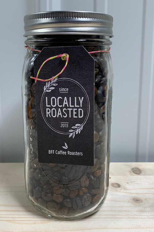 BFF Coffee Roasters - Mexico Blend (Quart Jar)