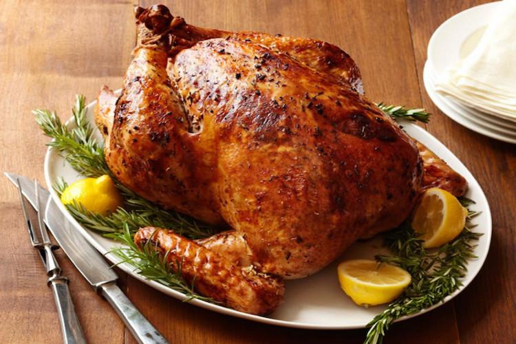 Turkey Deposit, 12-16 lb Thanksgiving Turkey