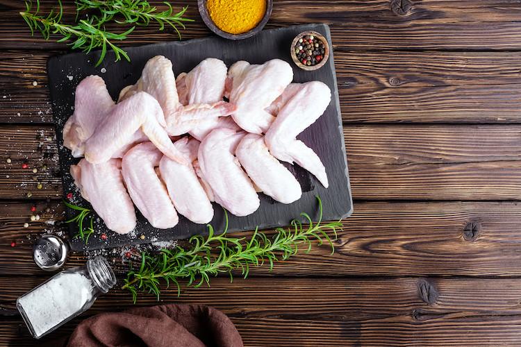 Fresh - Never Frozen  Chicken Wings