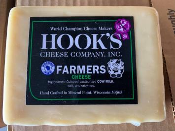 Hook's Farmer's Cheese
