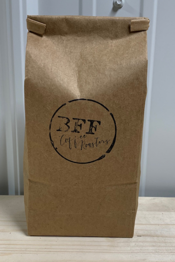1lb. bag of BFF Coffee Roasters- Mexico Blend