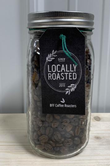BFF Coffee Roasters- India Blend (Quart Jar)