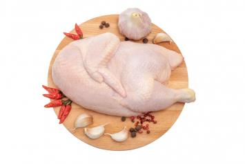 Turkey - Half