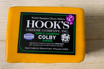 Hook's Colby Cheese