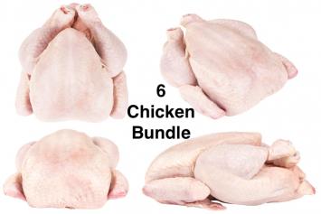Whole Chicken Bundle