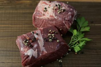 Filet Mignon/Beef Tenderloin - 2 steaks