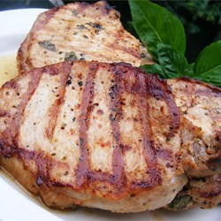Boneless Pork Loin Chop