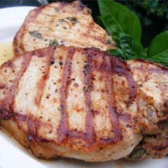 Boneless Pork Loin Chop