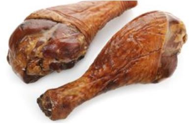 Turkey Drumsticks - smoked