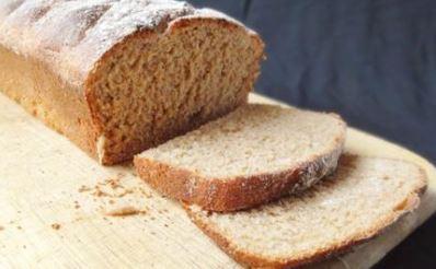 Soaked Spelt Bread