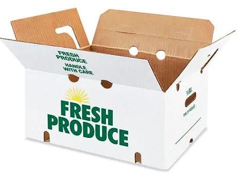 Produce Box - 1/2 Bushel