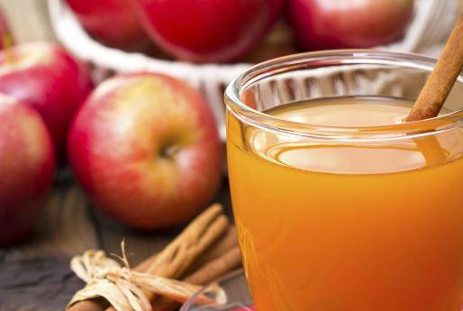 Fresh Apple Cider - 1/2 gallon