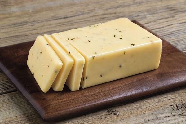 Cheese - Garlic- Chive Cheddar