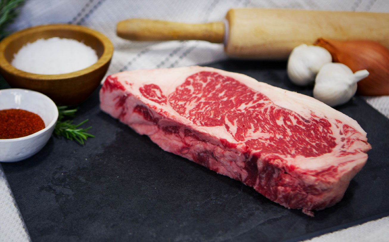Callicrate Wagyu New York Strip Steak
