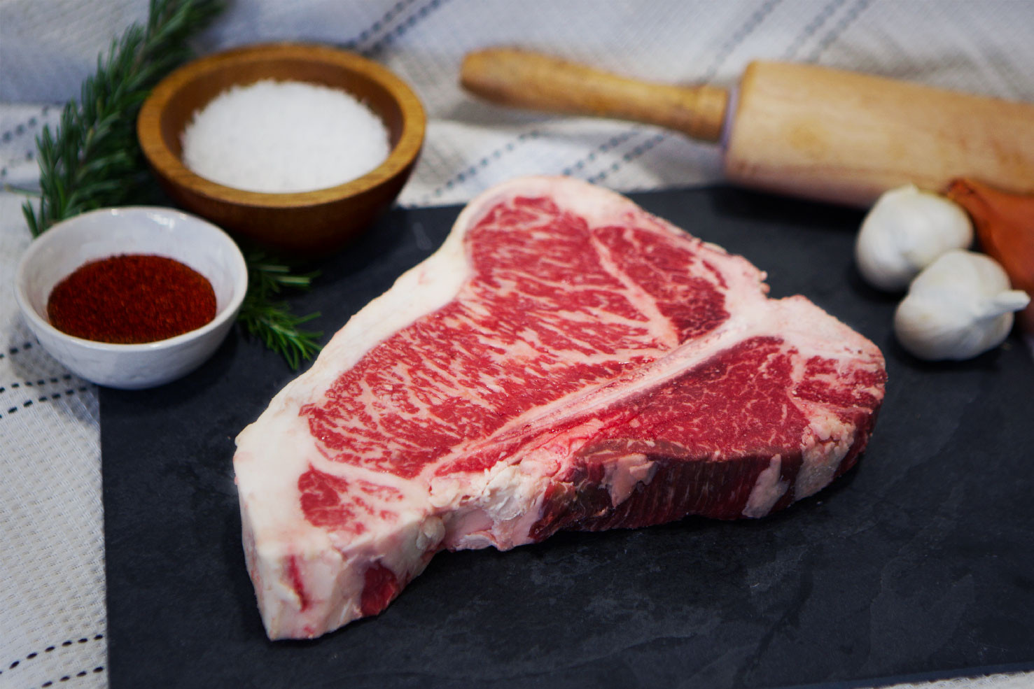 Callicrate Wagyu T-Bone Steak
