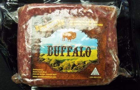 Ground Buffalo