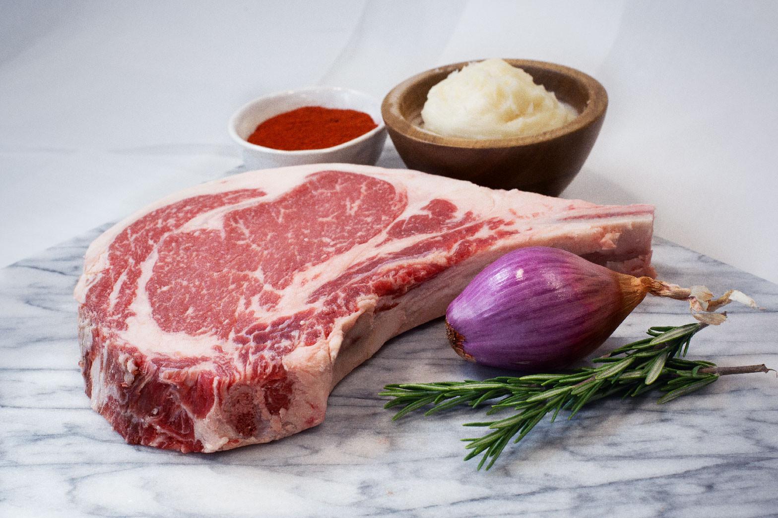 Bone-In Ribeye Steak