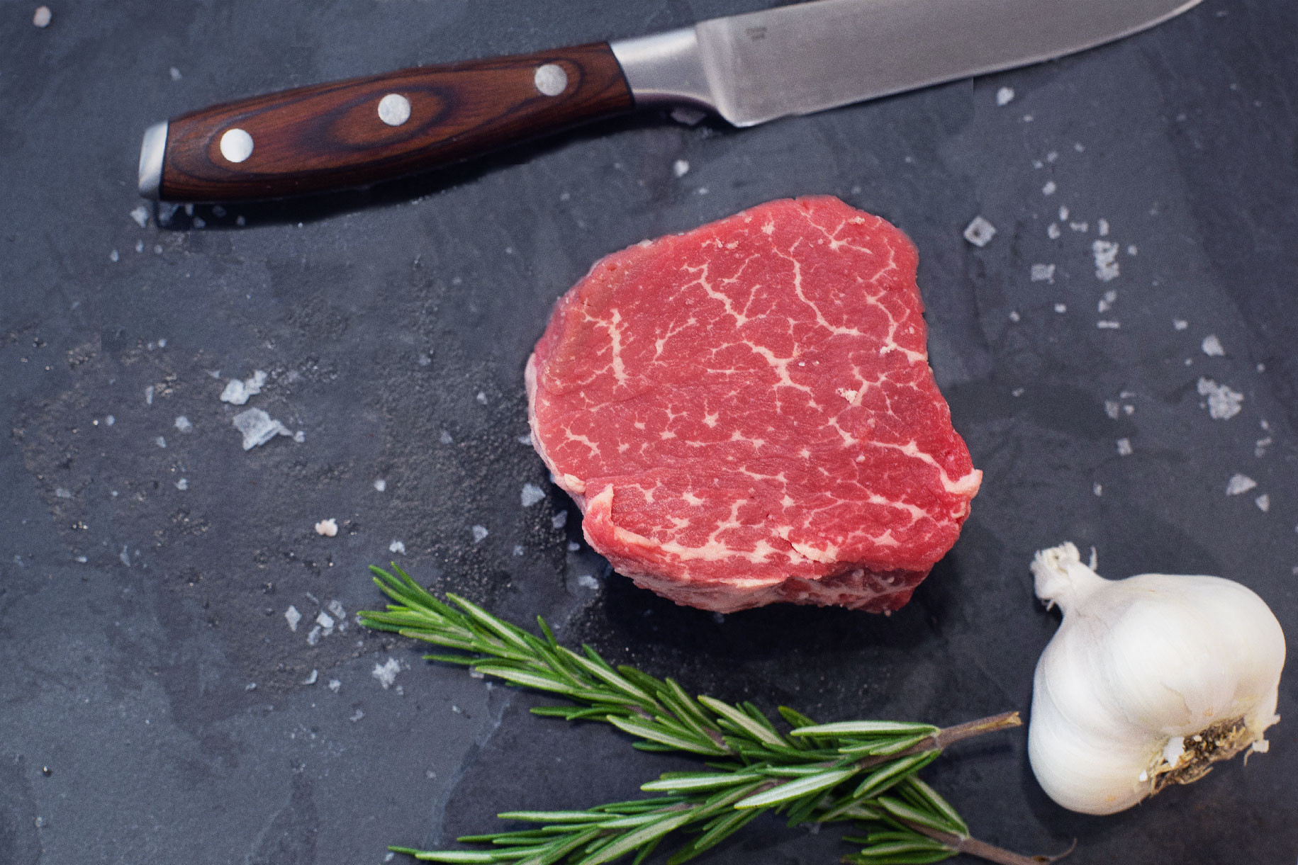 Filet Mignon Steak (Tenderloin Steak)