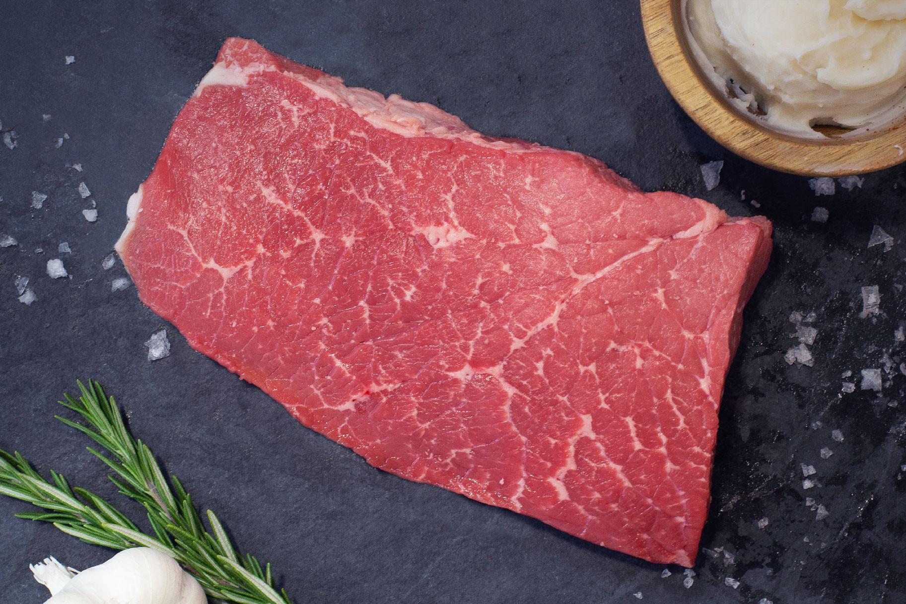 Beef Top Round Steak (Boneless, London Broil)
