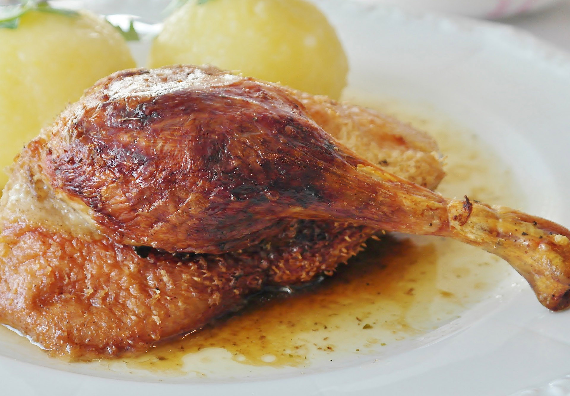 Whole Pastured Duck