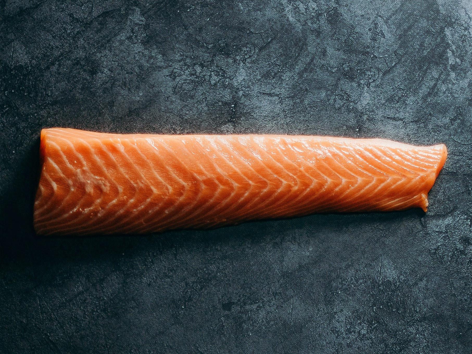 Wild Caught Alaskan Sockeye Salmon