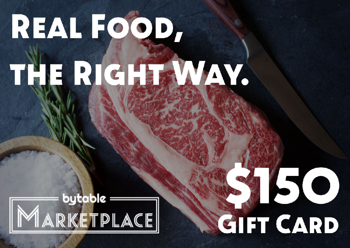 $150 Bytable Digital Gift Card