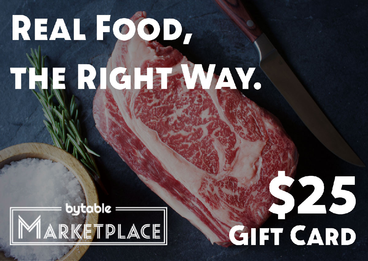 $25 Bytable Digital Gift Card