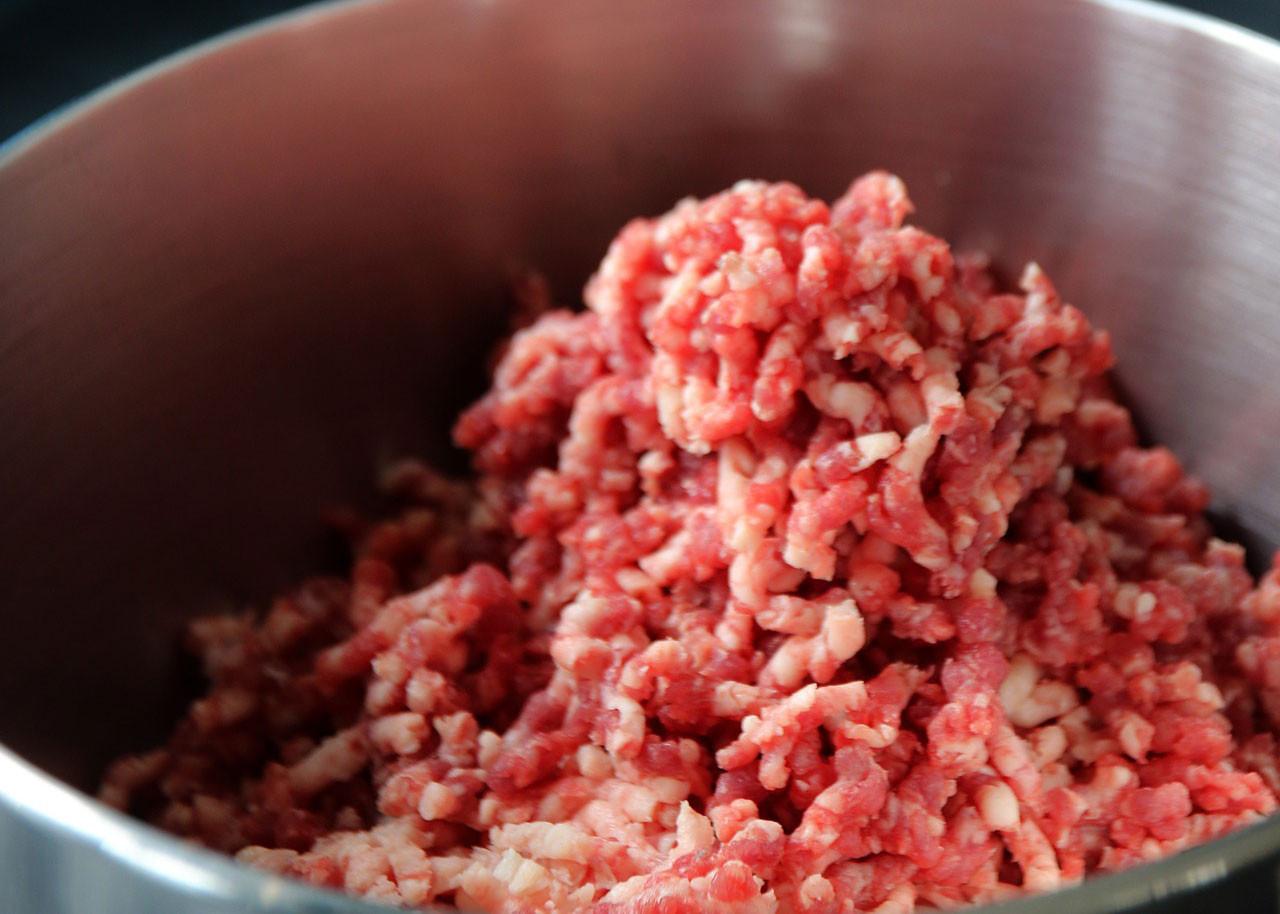 Raw Ground Beef Pet Food - Single Serving