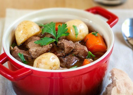 Grassfed Lamb Shoulder Stew Meat