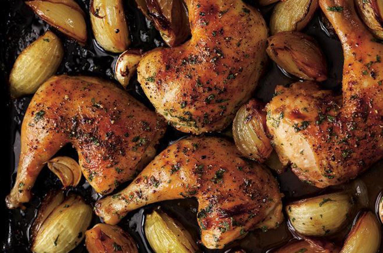 Pastured Chicken Legs