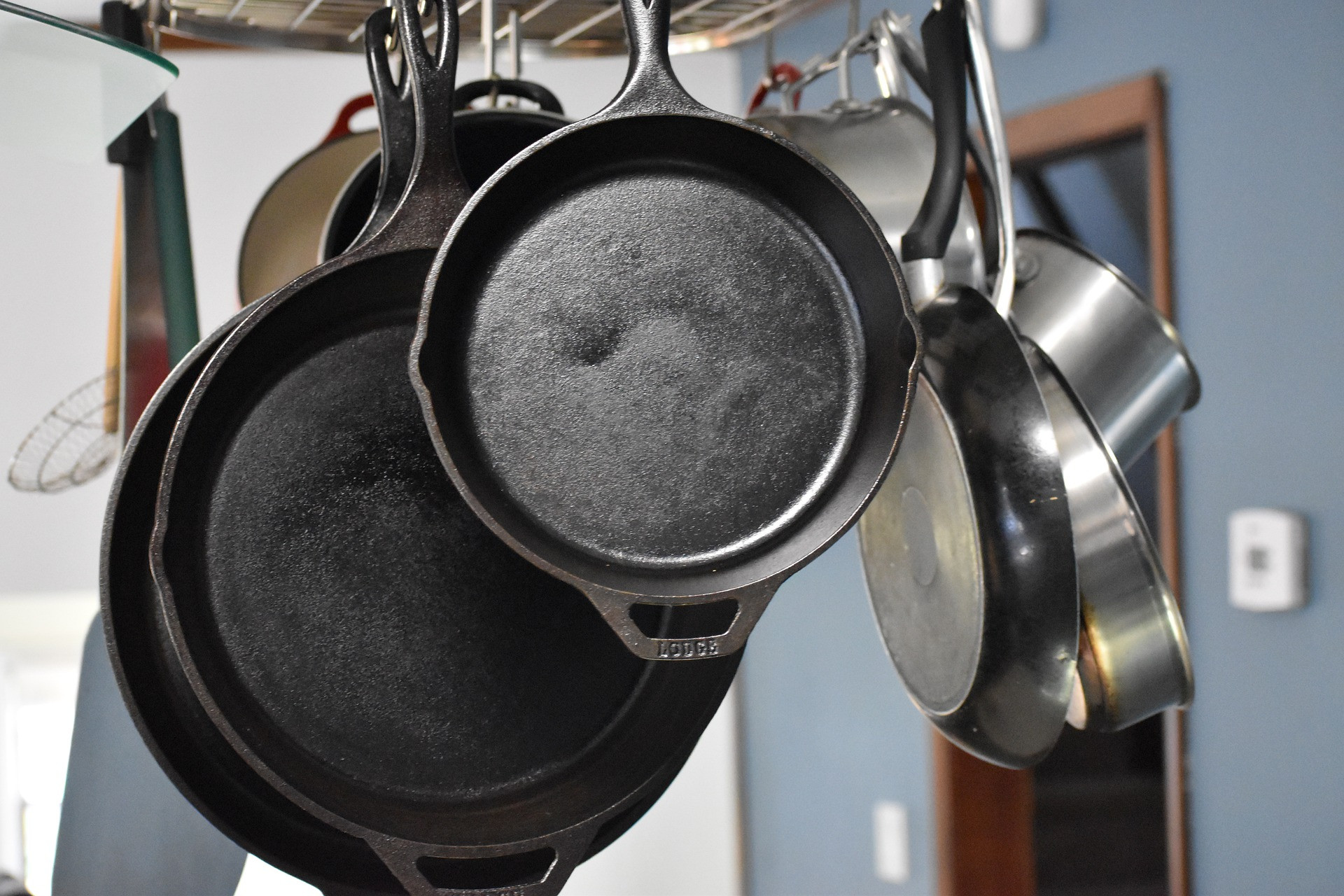 Cast Iron Cooking - Caring for Your Cast Iron Skillet