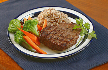Beef Top Round Steak (Boneless, London Broil)