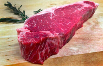 New York Strip Boneless Steak