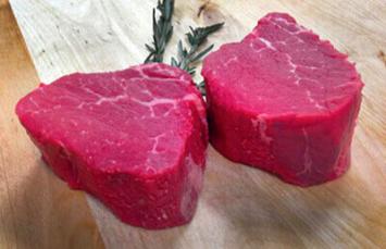 Filet Mignon Steak (Tenderloin Steak)