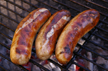 Hot Italian Link Pork Sausage (3 pack)