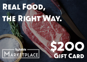 $200 Bytable Digital Gift Card