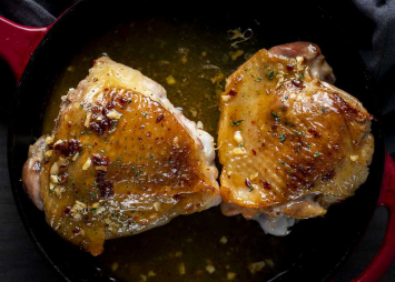 Pastured Turkey Thighs