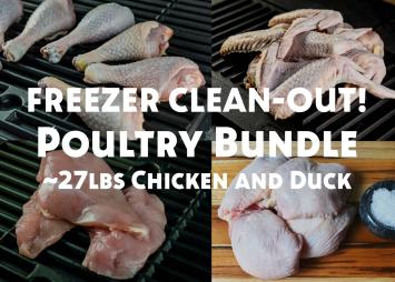 White Oak Pastures Poultry Bundle